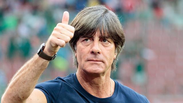 L'Allemagne garde Löw