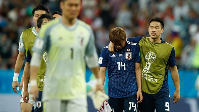Nach dramatischem WM-Aus: Japan verlässt Kabine blitzsauber