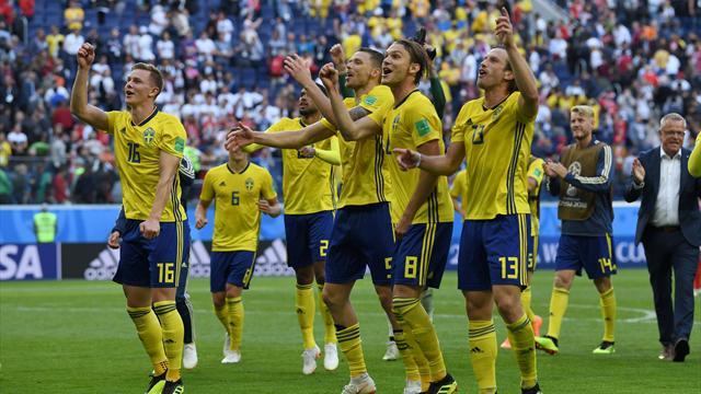 Svezia-Svizzera in Diretta tv e Live-Streaming