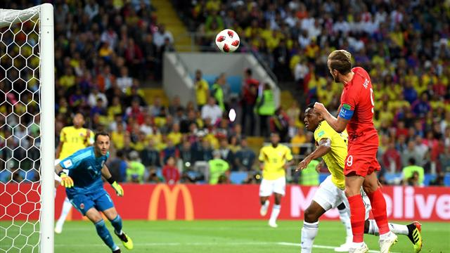 Colombie – Angleterre EN DIRECT
