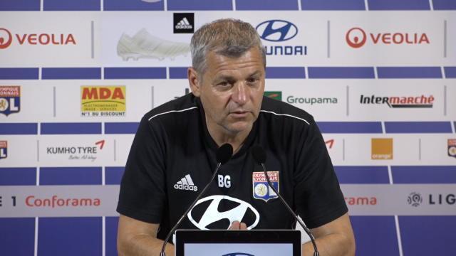 OL : Génésio n'écarte pas un départ de Fekir
