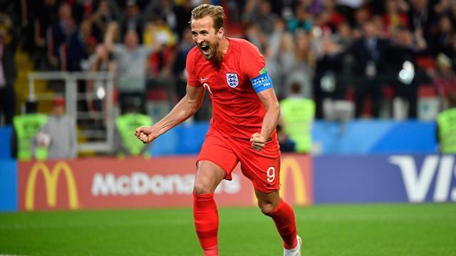 L'Angleterre a conjuré le sort