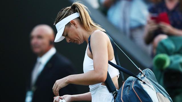 Шарапова по неизвестной причине снялась с турнира в Цинциннати