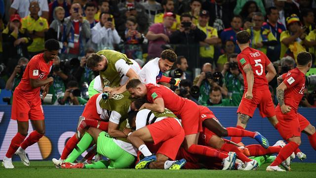L'Inghilterra sfata il tabù dei rigori! Colombia eliminata dopo l'1-1 dei 120'