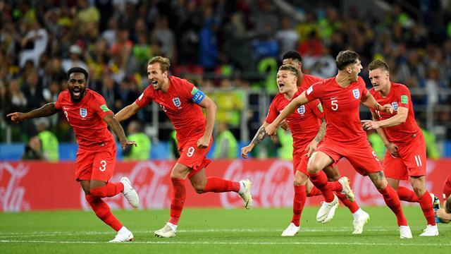 Tableau final : l'Angleterre, la voie royale
