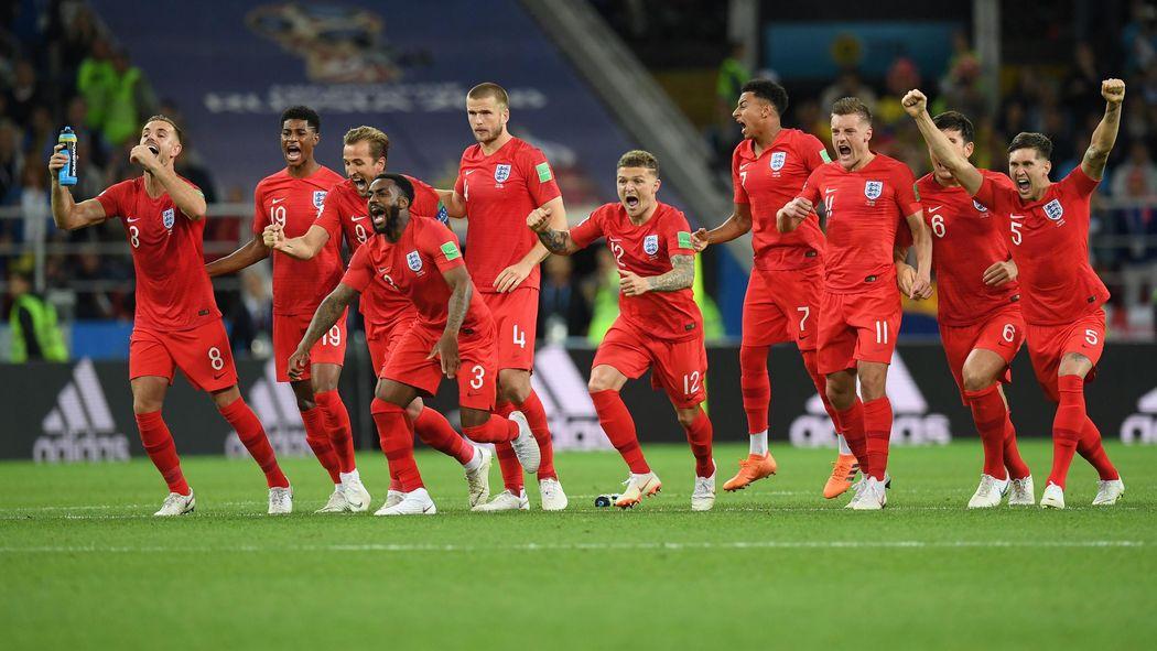 de395d31d England beat Colombia on penalties to make quarter-finals - World Cup 2018  - Football - Eurosport UK