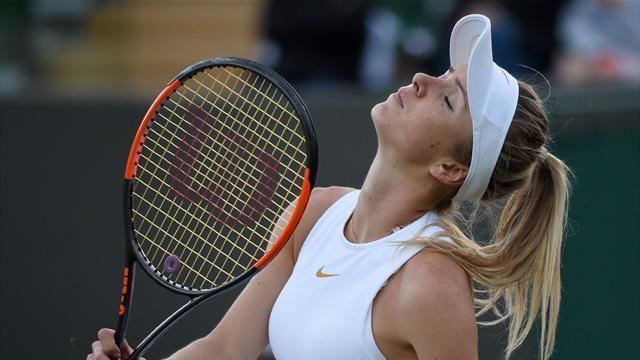 Tops 10 défaillants, têtes de série à côté de la plaque : le début de Wimbledon est un cimetière