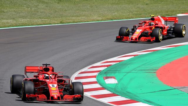 Ferrari verzichtet auf Stallorder für Vettel