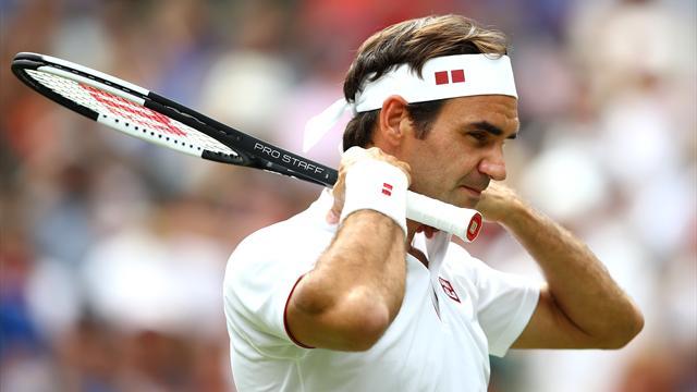 «Слишком много тенниса на траве». Федерер не сыграет в Штутгарте