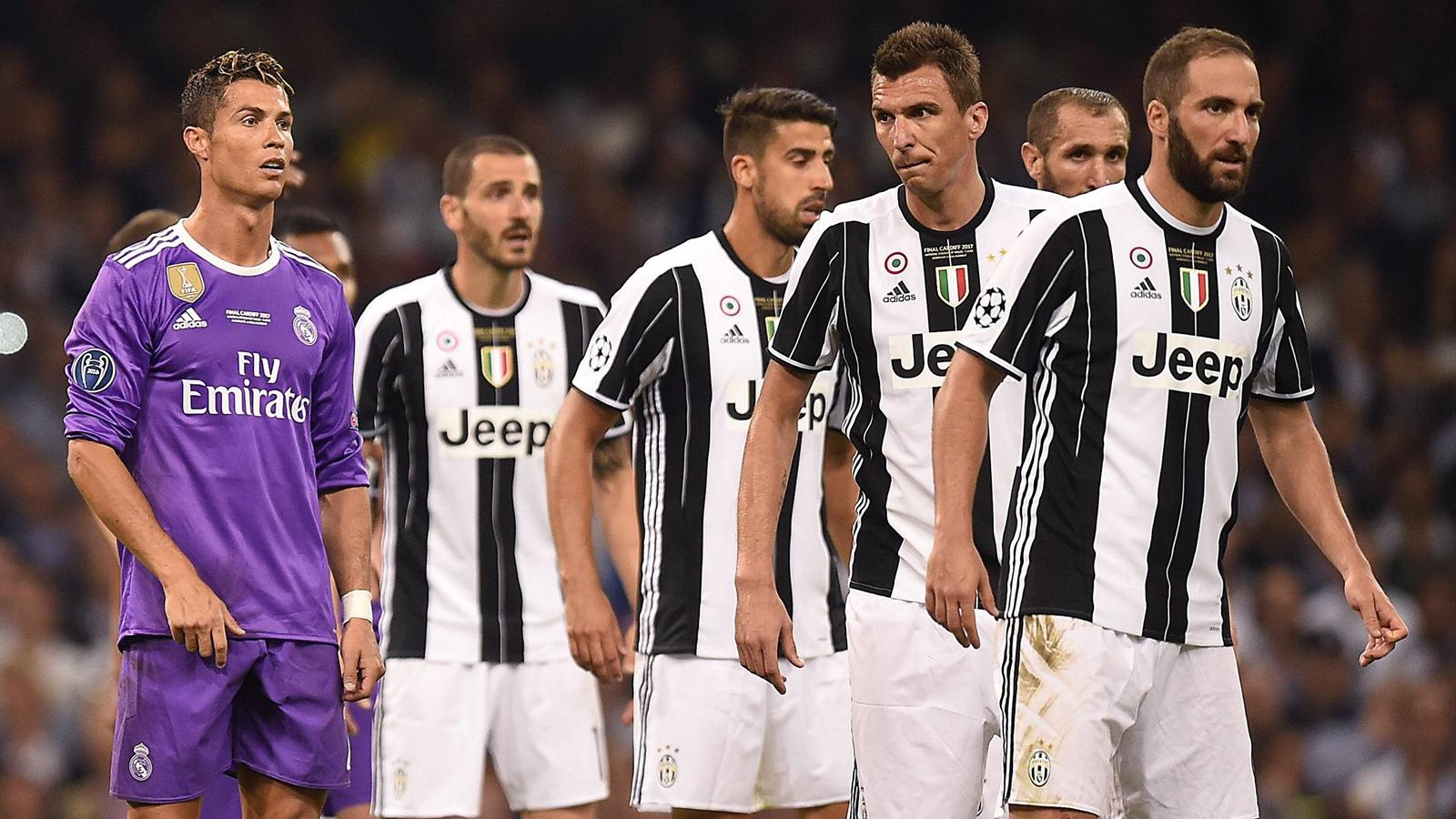 Ronaldo Geständnis Ich Mag Juventus Seit Ich Ein Kind Bin