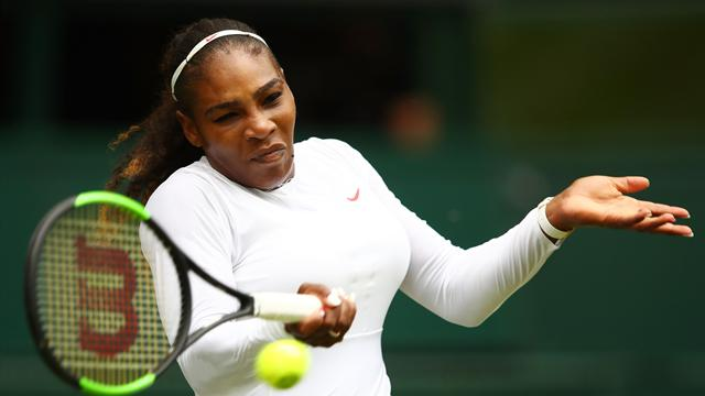 Wimbledon: Kristina Mladenovic donne rendez-vous à Serena Williams