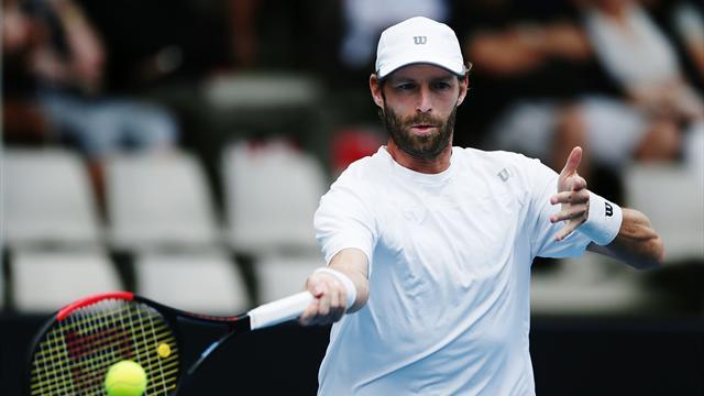 Robert, le globe-trotter du tennis français