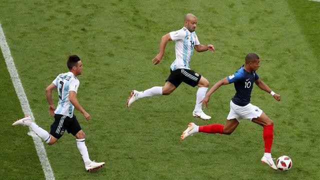 La France se qualifie pour les demi-finales (vidéo) — Coupe du Monde