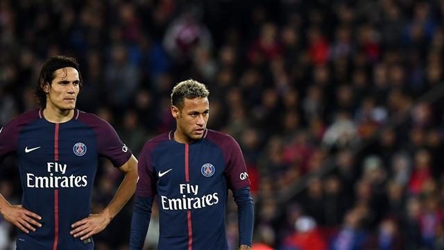 "Cavani : ""Neymar vit un moment difficile"""