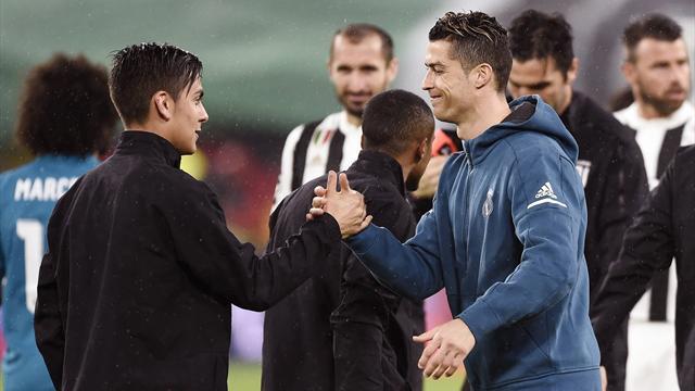 Le reazioni social dei giocatori di Juventus e Real Madrid all'arrivo di Cristiano Ronaldo