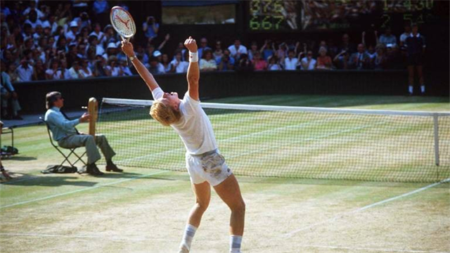QUIZ: Can you name the year from the iconic Wimbledon photo?