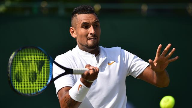 Kyrgios – Haase EN DIRECT