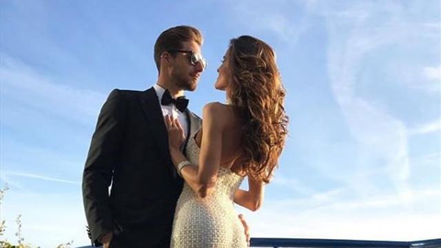 "Trapp heiratet ehemaliges ""Victoria's-Secret""-Model Goulart"