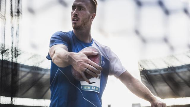 Nach WM-Aus 2017: Christoph Harting bereits für Heim-EM nominiert