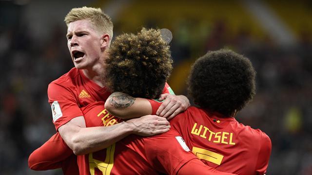 Storico Belgio! Brasile battuto 2-1, Diavoli Rossi in semifinale al Mondiale dopo 32 anni