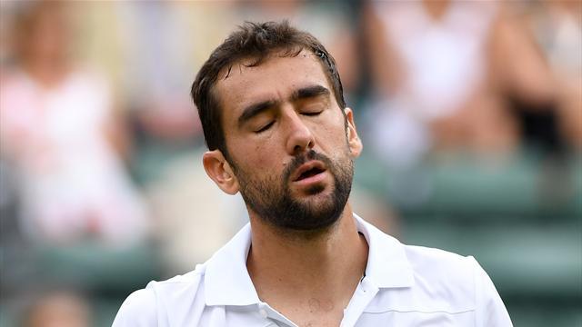 Séisme à Wimbledon : Cilic est tombé