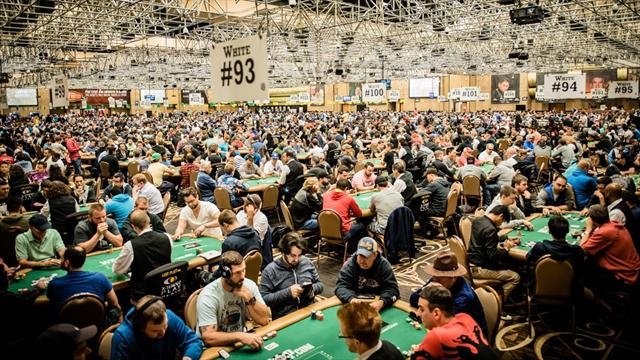 Affluence record sur le Main Event des World Series of Poker