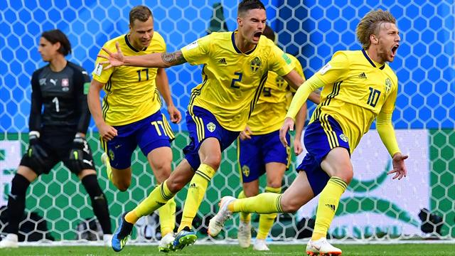Sweden vs England: The two key battles that could decide this game