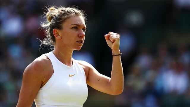 Aucun changement dans le Top 20, Garcia toujours 6e à la WTA