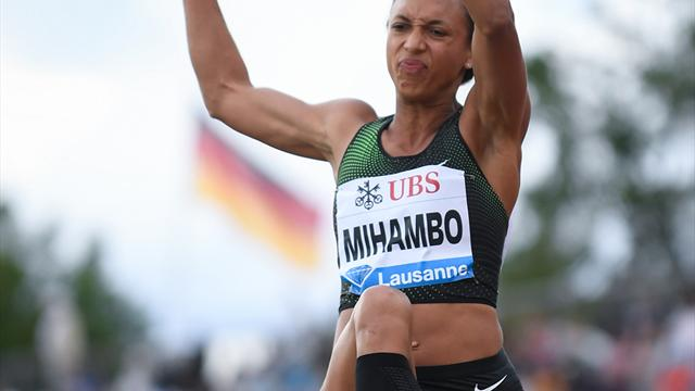 Diamond League: Weitspringerin Mihambo gewinnt in Lausanne