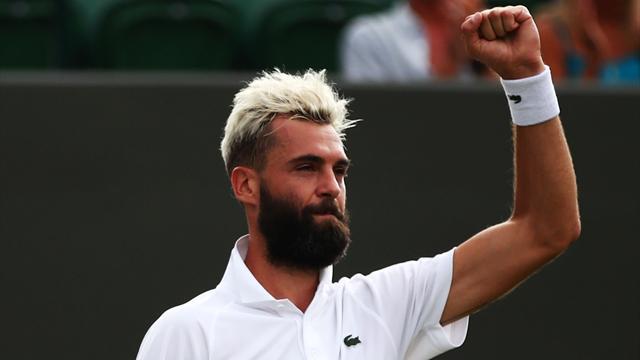Paire-Wimbledon, c'est finalement une histoire d'amour