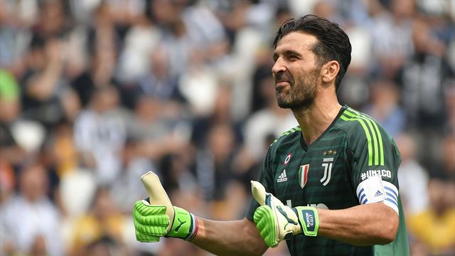 Buffon joins PSG, ending 17-year stint at Juventus
