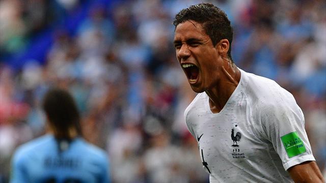 Varane sur le Ballon d'Or : «Difficile de faire mieux… sauf en marquant 40 buts»