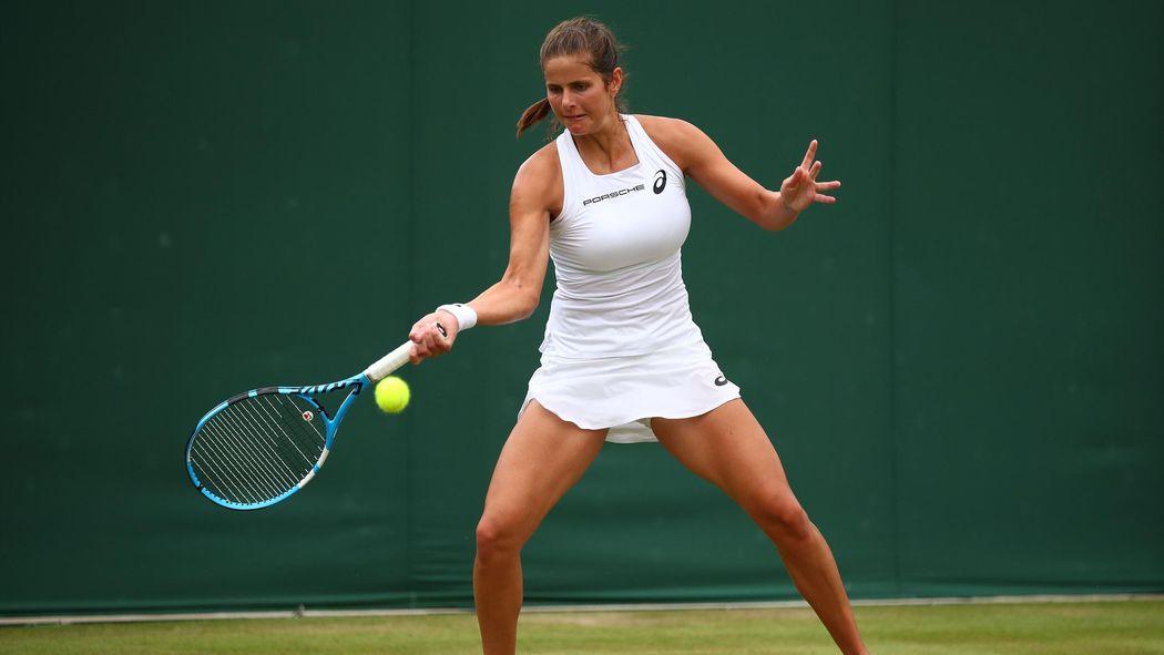 Wimbledon 2018 Julia Gorges Erreicht Achtelfinale Nach Krimi