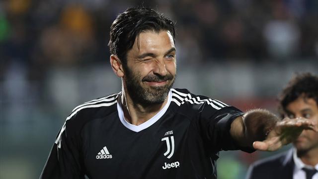 Officielt: Gianluigi Buffon fortsætter karrieren i PSG!