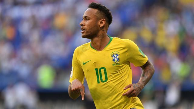 Tite a tranché : Neymar récupère le brassard de capitaine du Brésil
