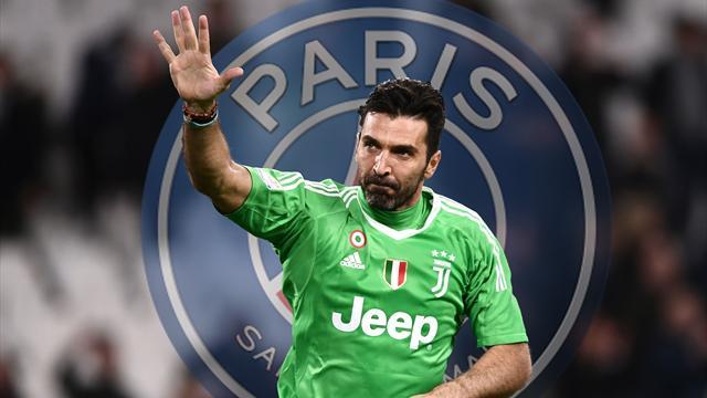 Insolite : Buffon chasse les joueurs de l'OM de la ville de Paris