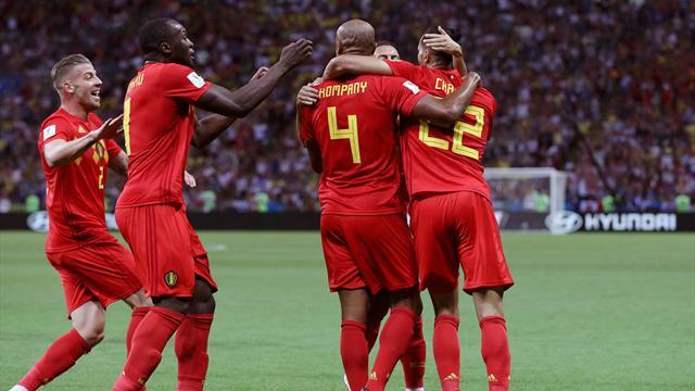 Pour la Belgique, le jour de gloire est arrivé