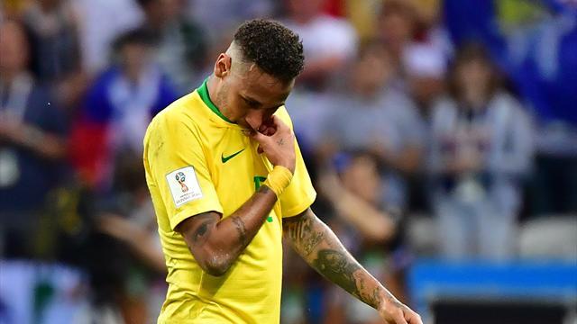 Brasile, Neymar è distrutto: