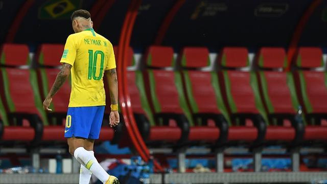 Neymar, l'idole du Brésil a perdu son crédit