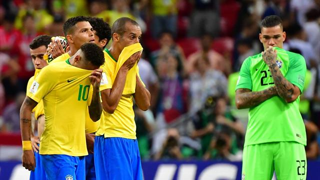 Après la sortie du Brésil, plus que jamais, l'Europe domine le monde