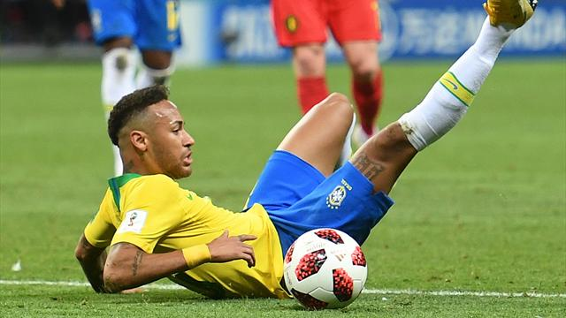 #NeymarChallenge : Quand les internautes tombent en masse pour se moquer des roulades de Neymar