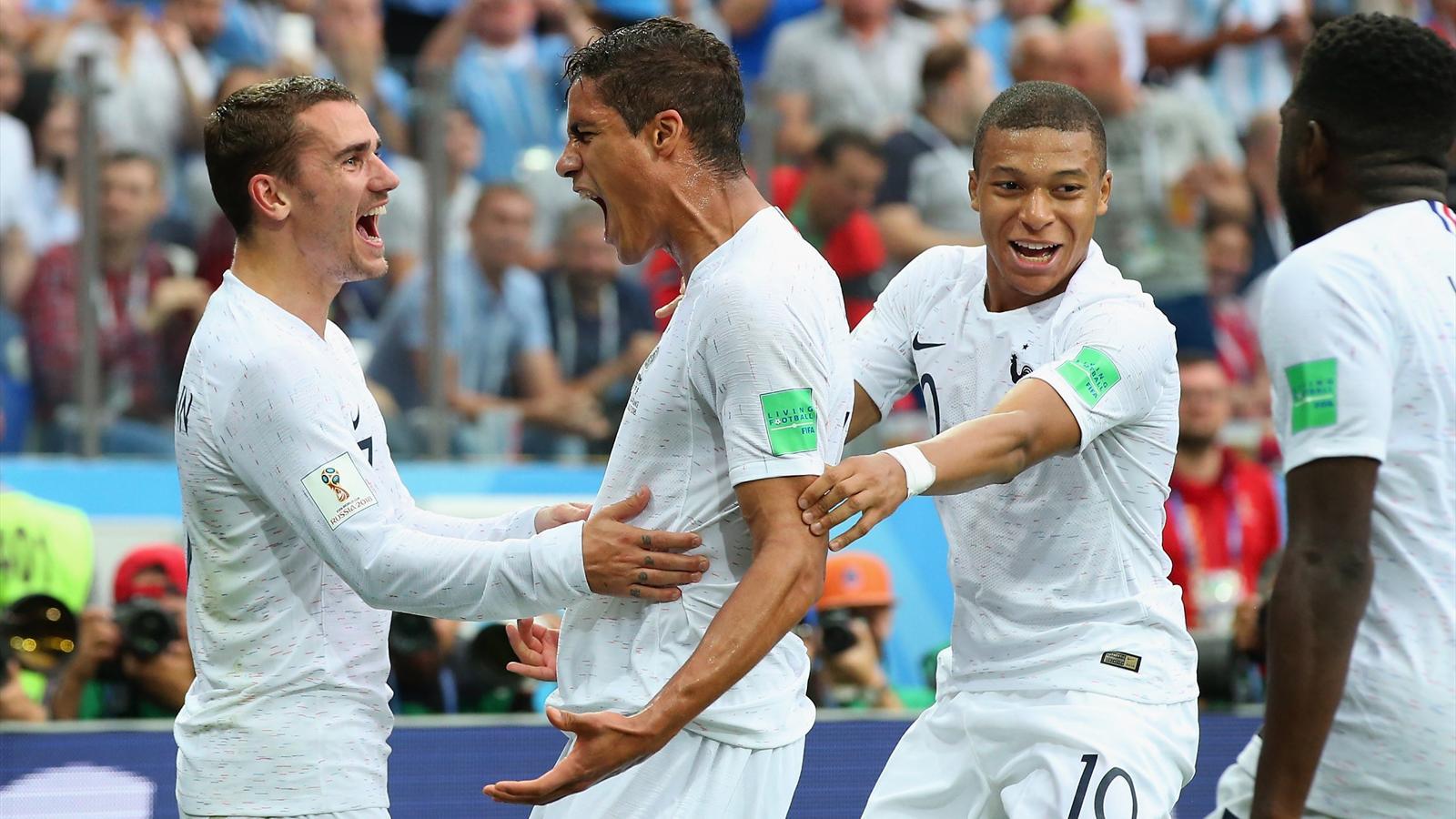 Coupe du monde un arbitre uruguayen pour la demi finale - Resultat foot feminin coupe de france ...