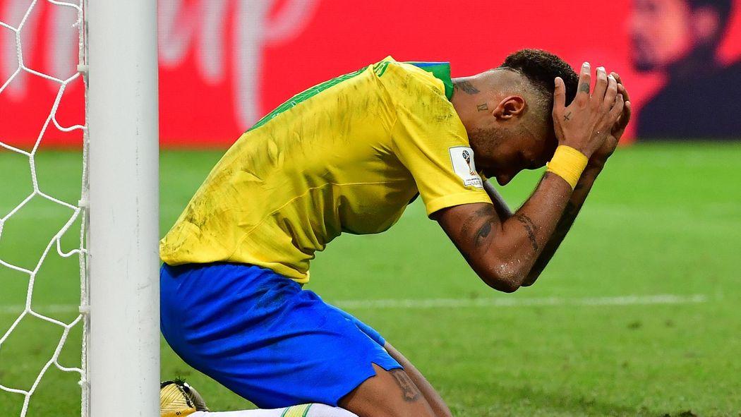 Wm 2018 Pressestimmen Zum Brasilien Aus Seleciao Neymar