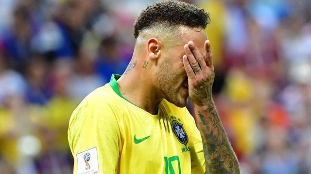 Neymar : «C'est le moment le plus triste de ma carrière