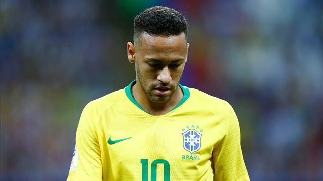 Neymar : «Je ne voulais plus voir de foot»