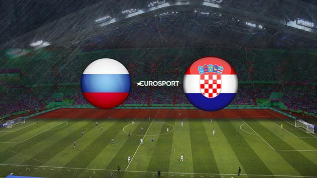 Россия – Хорватия: перед матчем