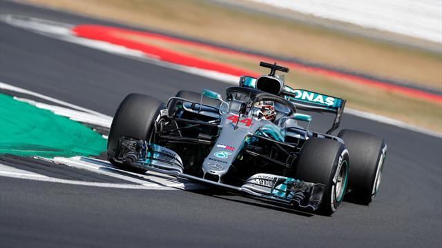 Hamilton takes record sixth pole at British Grand Prix