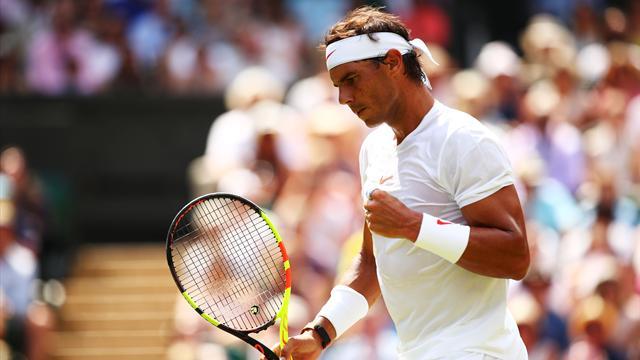 Nadal poursuit son sans-faute et préserve son trône