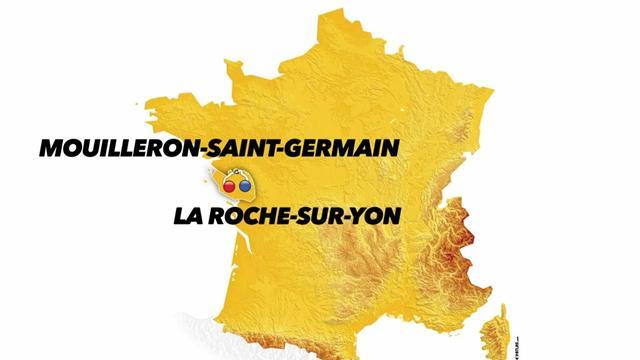 Video Tour De France 2018 Stage 2 Profile Tour De France Eurosport Australia