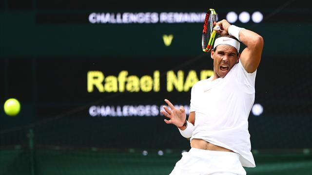 """Nadal : """"Je ne suis pas venu là pour rester n°1"""""""